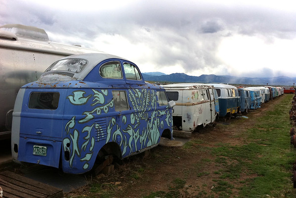 Blakes - Where VW Buses Go to Die