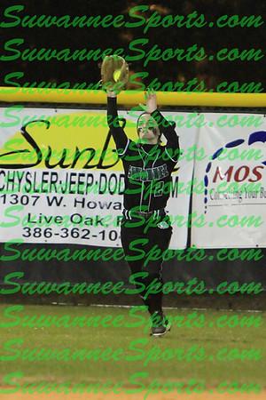 Suwannee High School Softball 2016