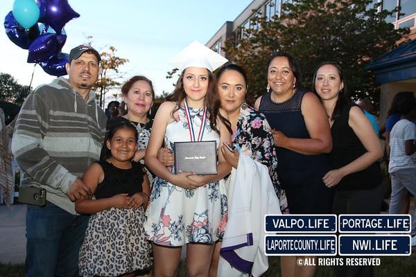 Hammond High School Graduation 2017