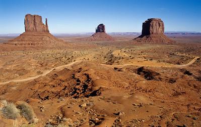 Southwestern USA 1998
