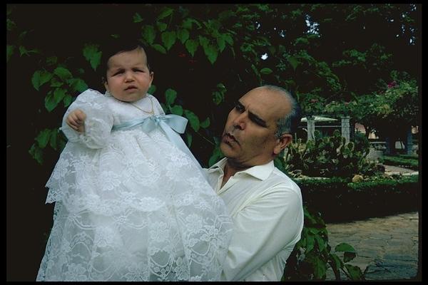 K18- Baptizado de Carlos Manuel Roque 1967