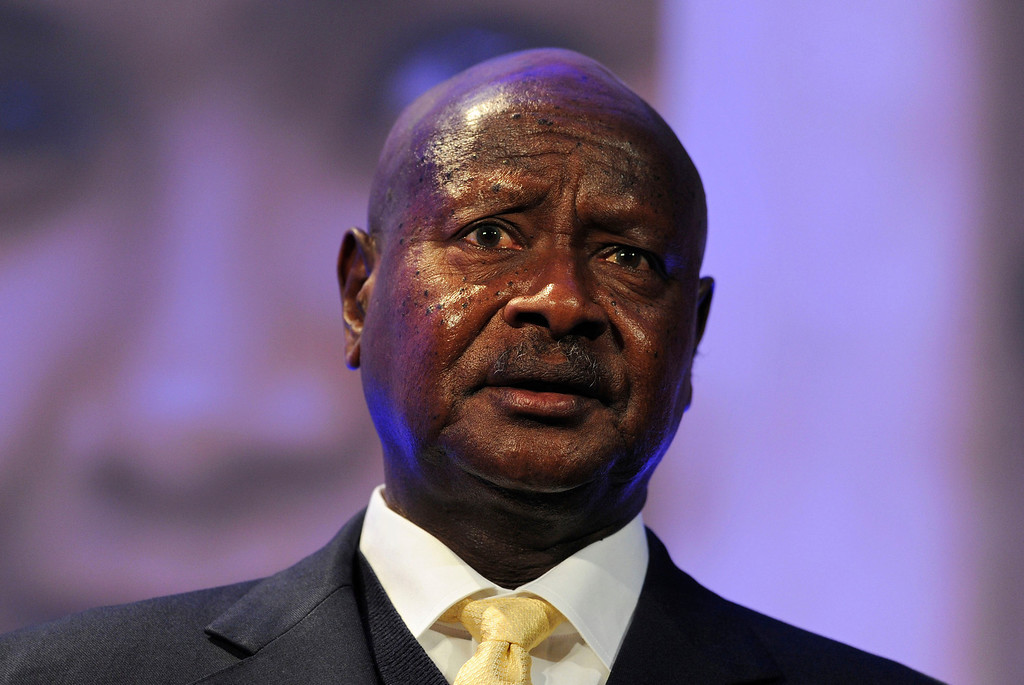 ". <p>10. (tie) UGANDA <p>Anti-gay law could stem flood of tourists flocking to Idi Amin�s homeland. (previous ranking: unranked) <p><b><a href=\'http://www.twincities.com/nation/ci_25215744/ugandas-president-signs-anti-gay-bill\' target=""_blank\""> HUH?</a></b> <p>   (AP Photo/Carl Court, File)"