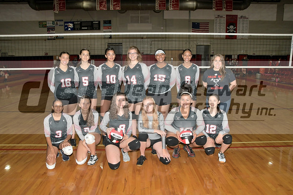 Girls Freshman Volleyball 10.03.19