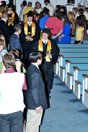2012 BACCALAUREATE SERVICE