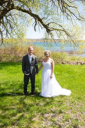 Emma + Luke Onekama Wedding Photography