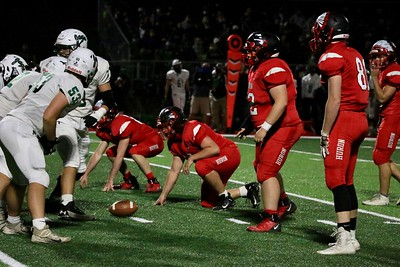 HS Sports - Allen Park at New Boston Huron Football 20