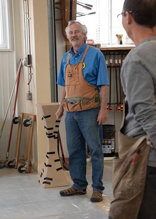 Curvy Furniture:  The Stitch-N-Glue Method with David Orth