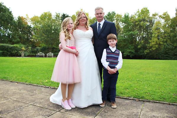 Steve and Liz Wedding