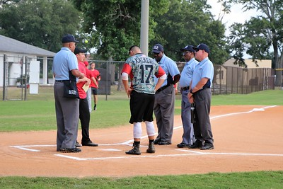 2018 Commanders Cup Softball