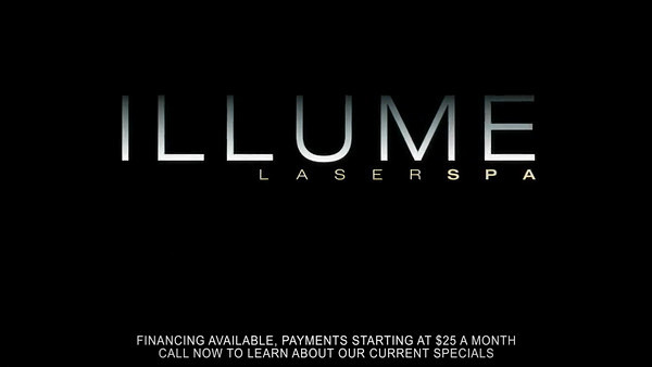 Illume Laser Spa TV Commercial