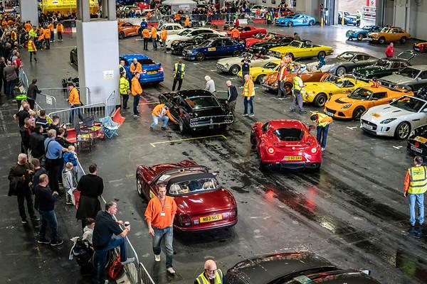 The NEC Classic Car Show Nov 2018