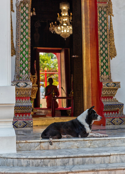 in Khlong San District, Bangkok