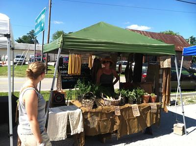 St. David's Bean Blossom Farmer's Market