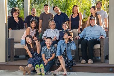 Yamashita family - 24 Nov 2017