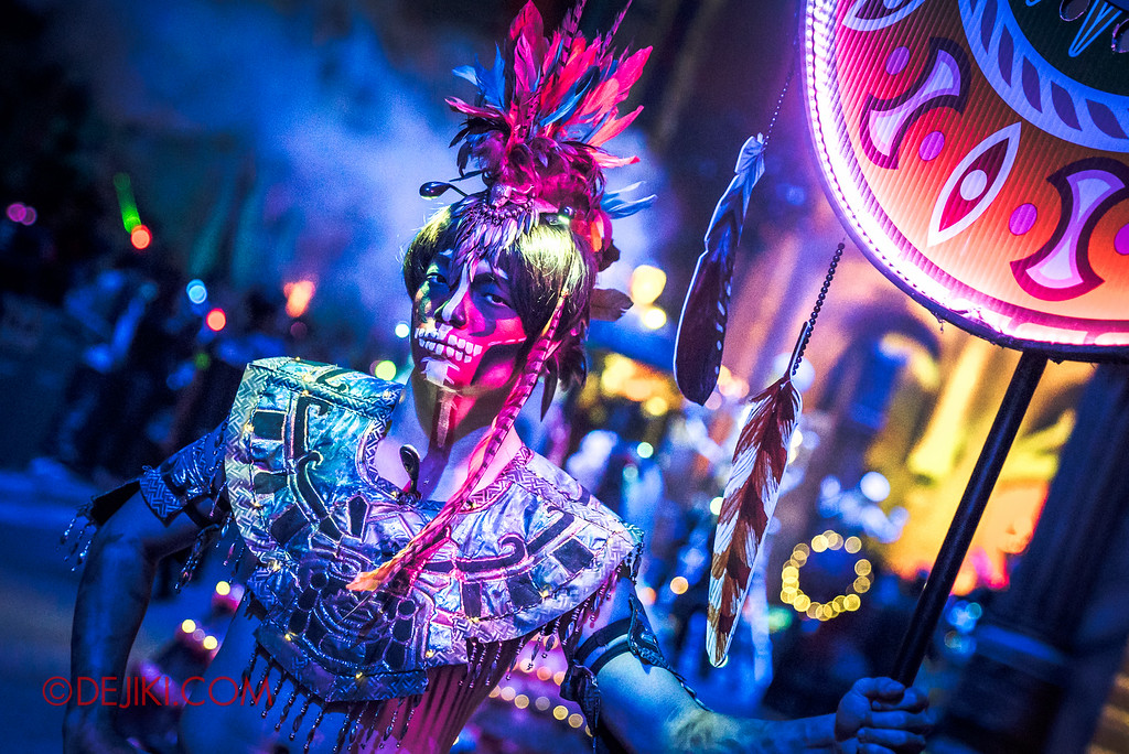 Halloween Horror Nights 6 - March of the Dead / Death March - Warrior Alex Mid
