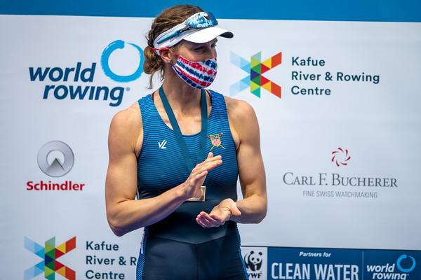 2021 World Rowing Cup II - Sunday