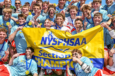 Section III Class A Boys Lacrosse Champions