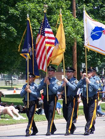 Memorial Day Parade 2006