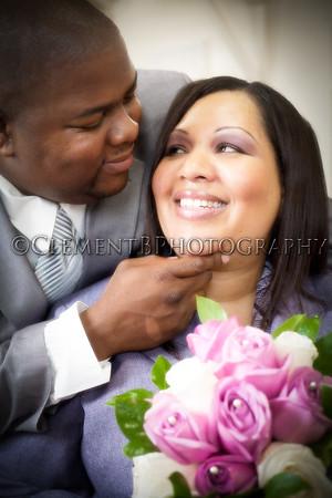 Deborah & Chris Wedding