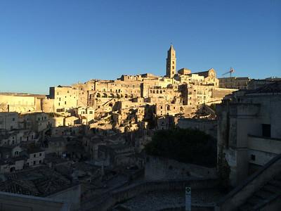 Matera & Lecce, November 2013