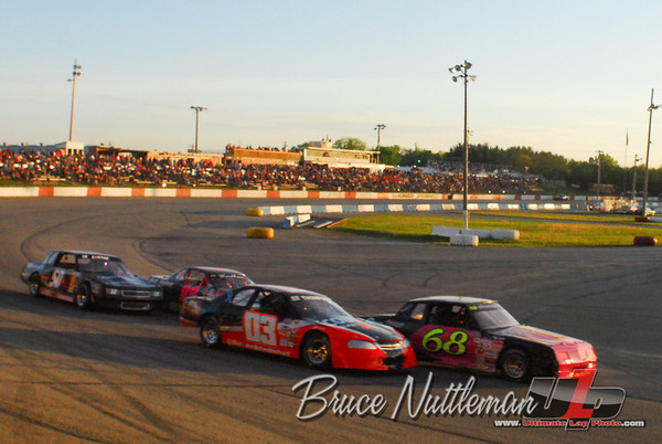 LaCrosse Speedway Races, May 24th, 2014