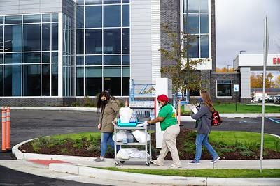 La Porte Hospital Move Day 2020