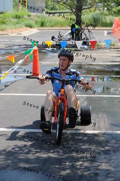 2012 Big Wheel Obstacle