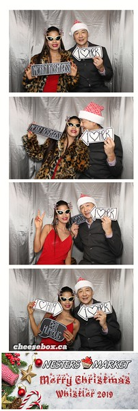 Nesters Whistler Holiday Party