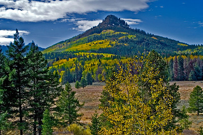 North of Steamboat Springs Colorado