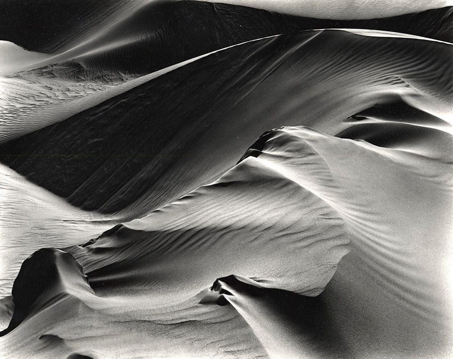 White Sands, New Mexico, 1946 ©Brett Weston