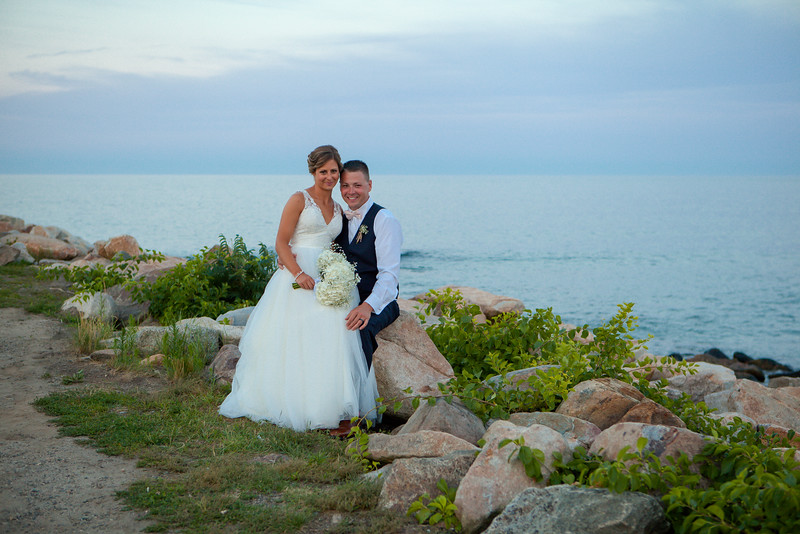 Becca and Shane, Union Bluff