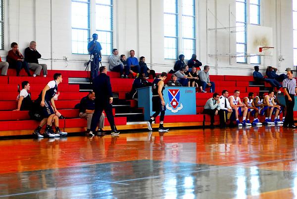 PG Basketball vs. Navy