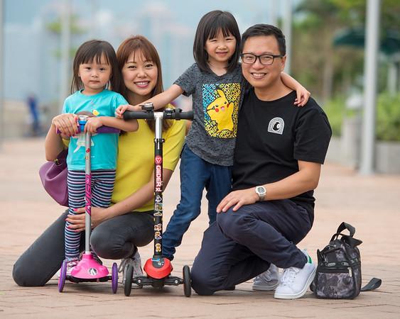 Chu Family 2017