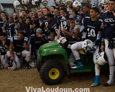 Yorktown @ Stone Bridge Regional Final (Photos by Tom Lighton)