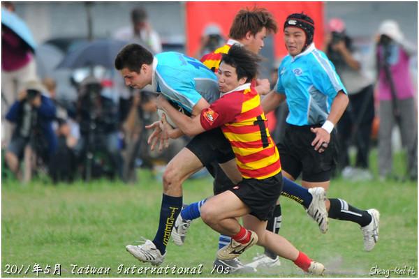 2011台灣國際10s-盤級準決賽-世界聯隊 vs 淡水聯隊(Plate Semi-final-Worlds vs TK)