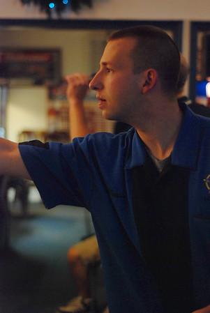 FOP 1 Dart Team at the FOP 12-12-2007