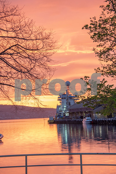 Hobart sunrise 4.JPG