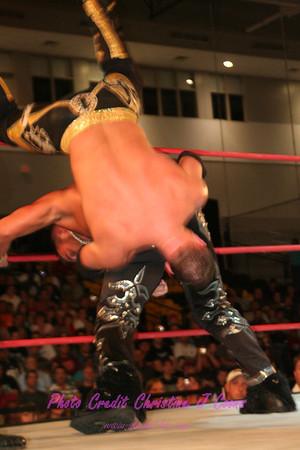 01 Joey Matthews vs AJ Styles