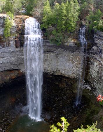 Waterfall: Fall Creek Falls
