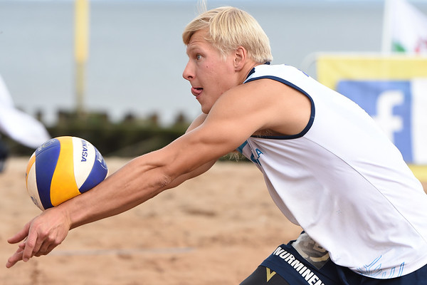 2017-08-27 CEV SCD Beach Volleyball Zonal Event Day 2