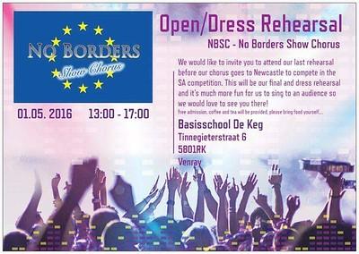 2016-0501 NBSC final rehearsal in Venray