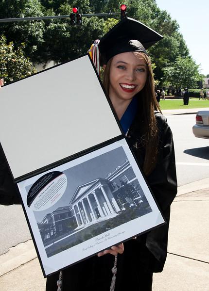 Kathryn's graduation