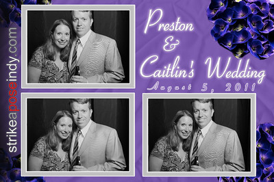 Preston & Caitlin's Wedding