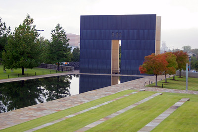 Oklahoma City - Murrah Memorial Site