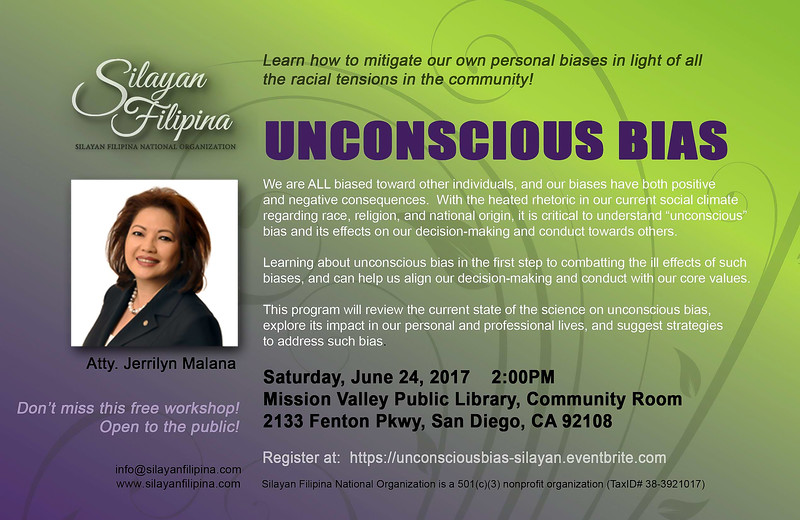Unconscious Bias Workshop