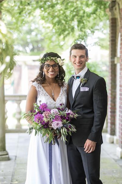Matt + Nandy: Married!