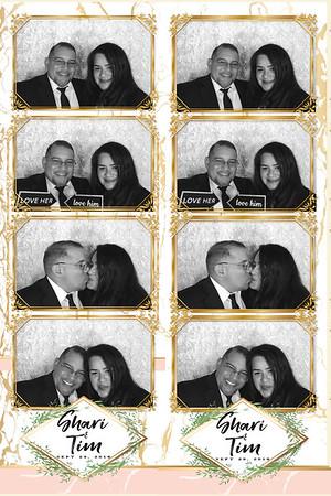 Shari & Tim Wedding