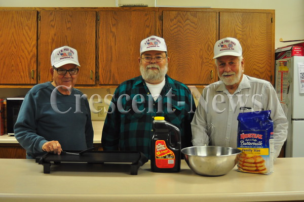 10-26-15 NEWS Sherwood VFW Pancake Promo