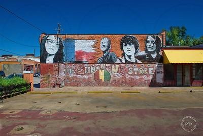 Deep Ellum Graffiti
