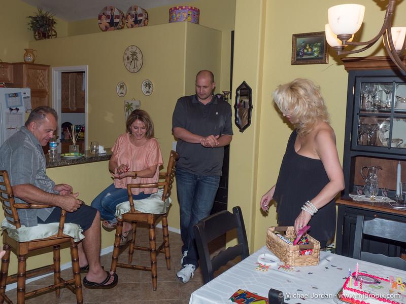 Annette's Birthday